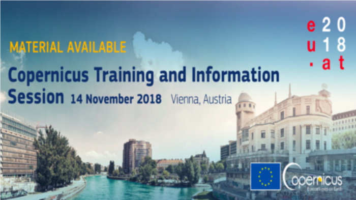 Copernicus Training and Information Session in Austria