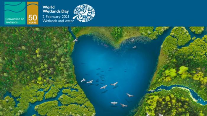 World Wetlands Day 2021