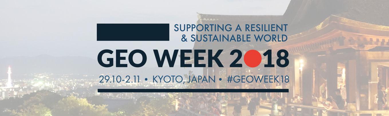 GEO WEEK 2018 IN KYOTO JAPAN