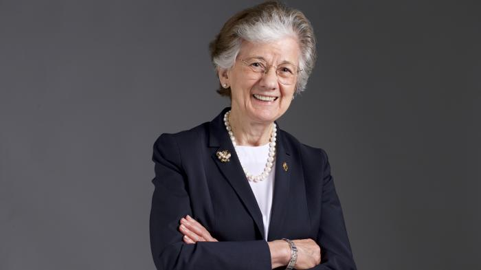 Photo of Prof. Rita Colwell